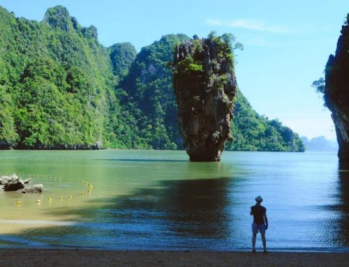 JAMES BOND ISLAND AND THINGS TO DO IN PHUKET