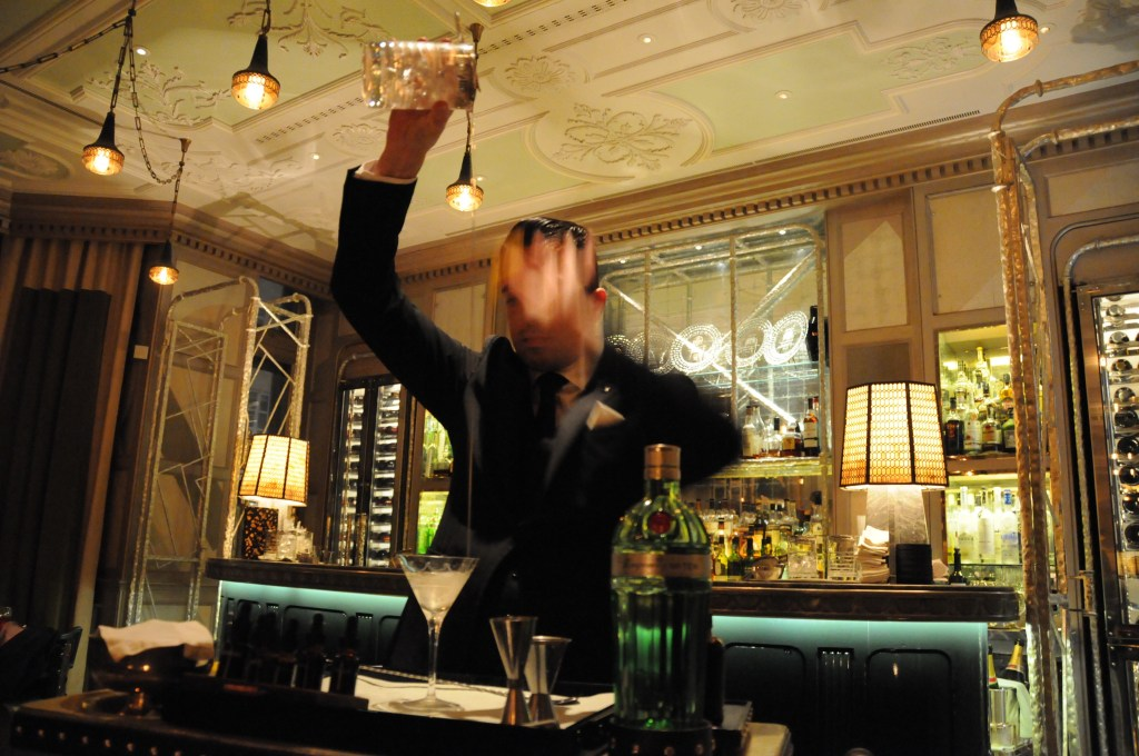Martini at THE CONNAUGHT