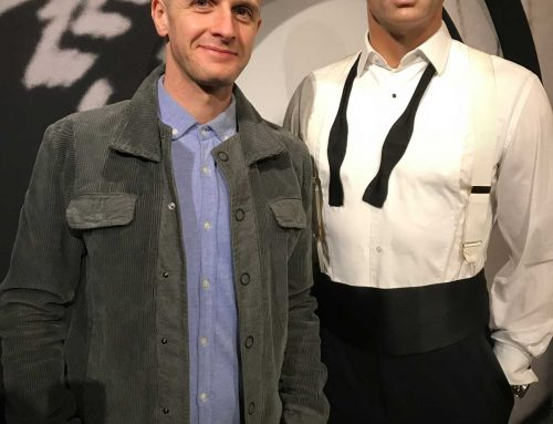 What's Daniel Craig Wearing? Inside Madame Tussauds in London