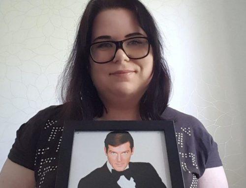 Becoming a fan of Sir Roger Moore – Sari Rantalainen