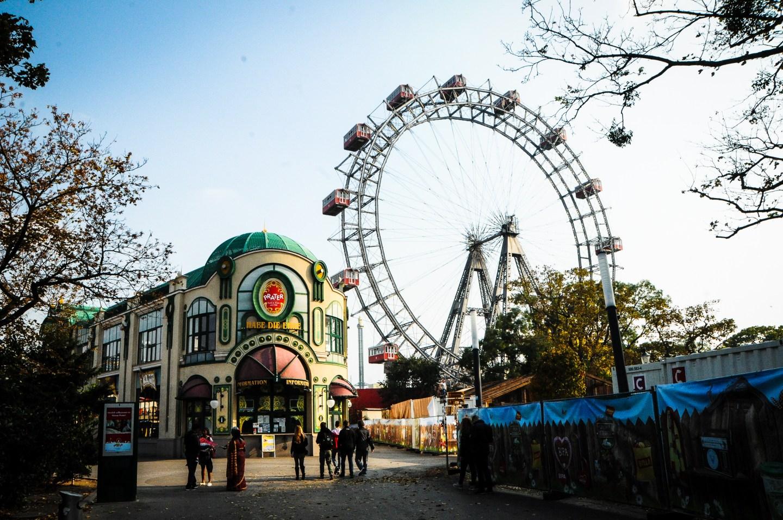 Wiener Riesenrad Ferris Wheel