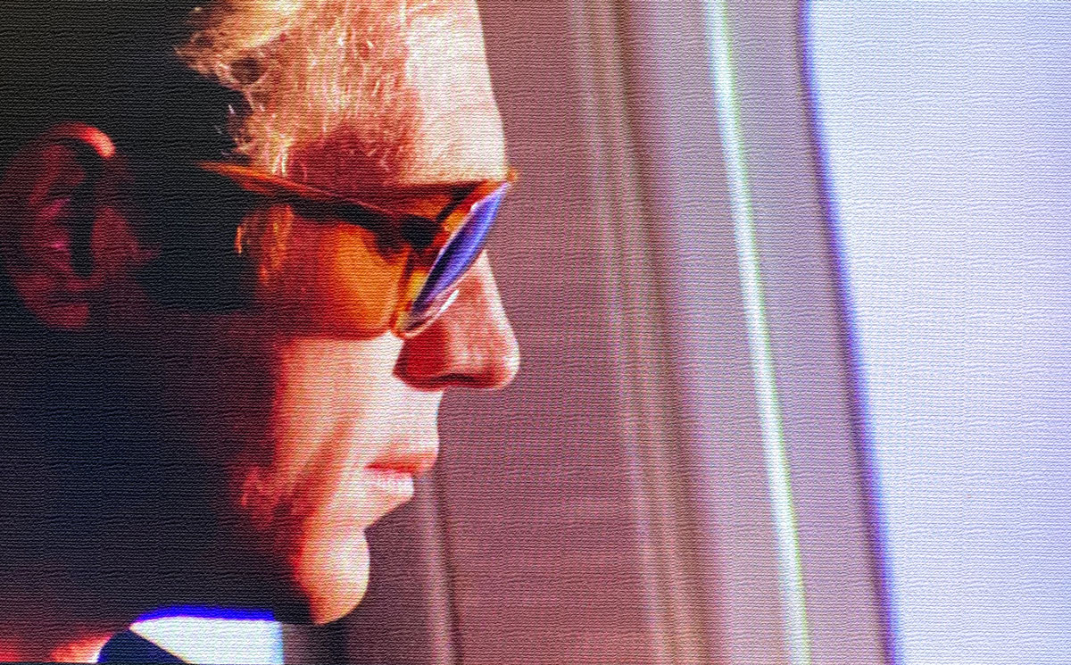 The Thomas Crown Affair persol sunglasses