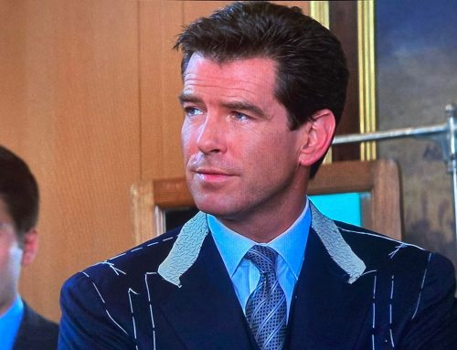 The Thomas Crown Affair (1999) The Pierce Brosnan Show | #80