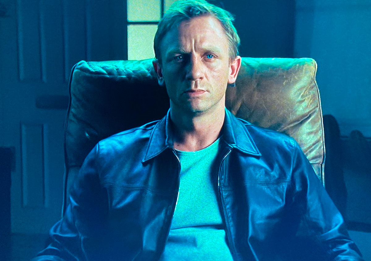 Layer Cake daniel craig leather jacket