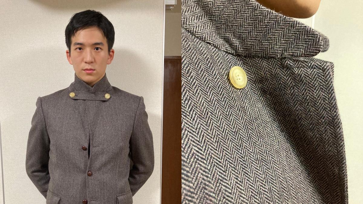 Norfolk Jacket design