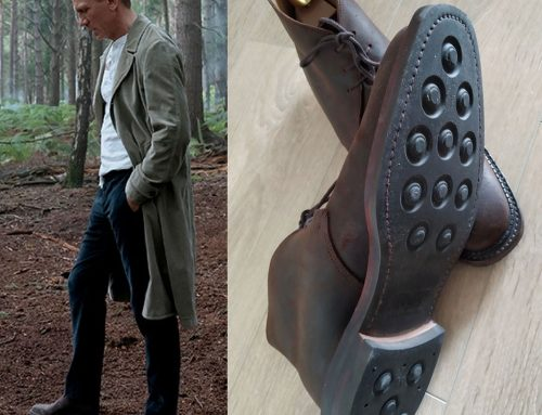No Time to Die – Crockett & Jones Molton Brown Rough Suede Boots | User Review
