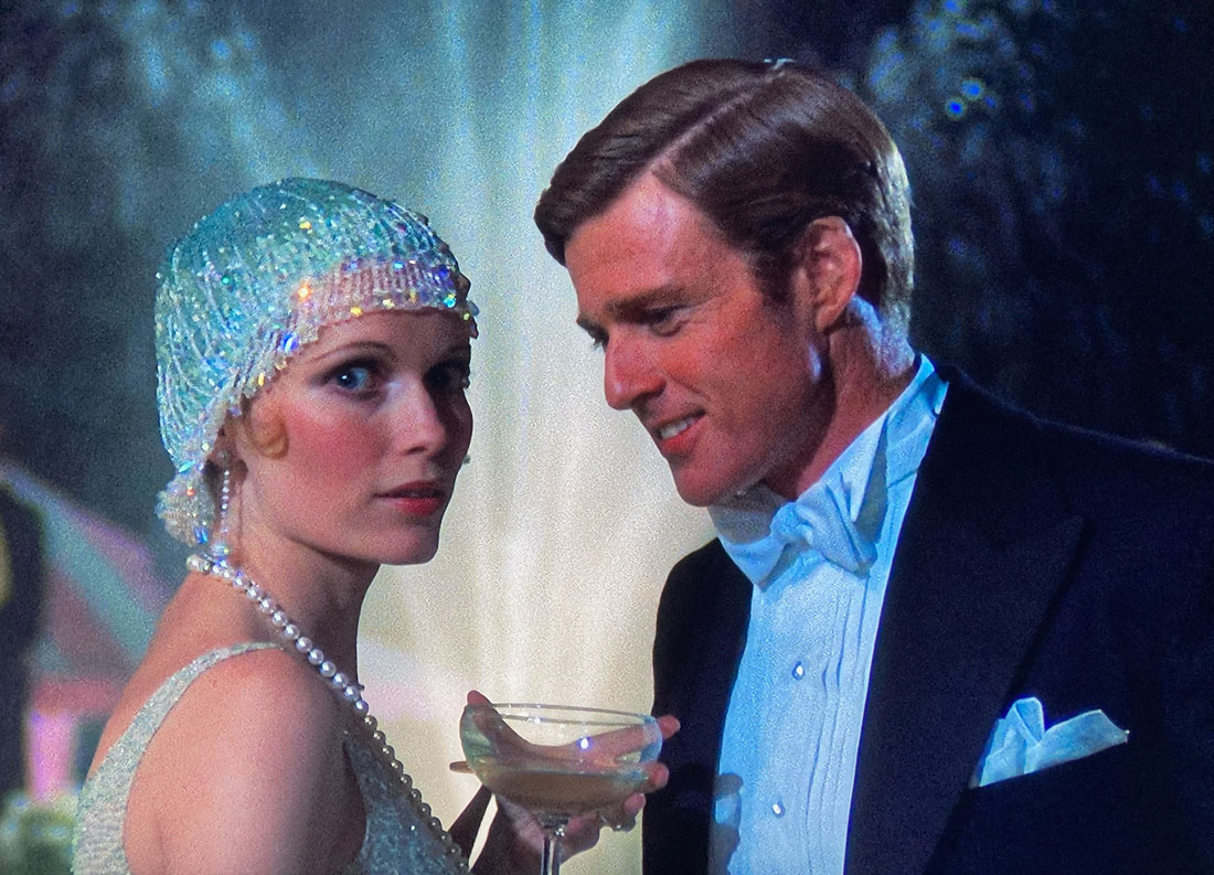 The Great Gatsby redford farrow
