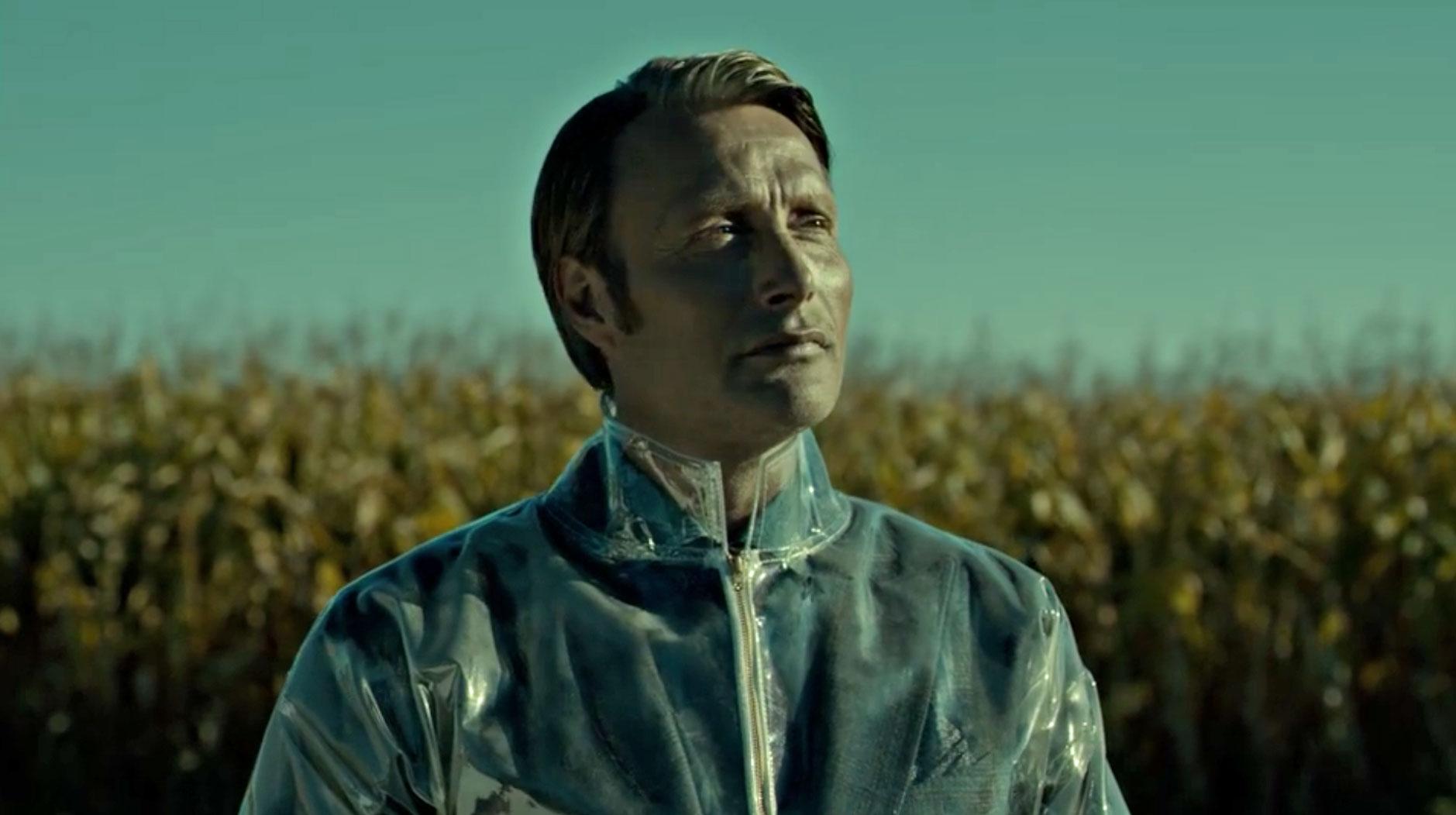 Christopher Hargadon costume interview on Hannibal