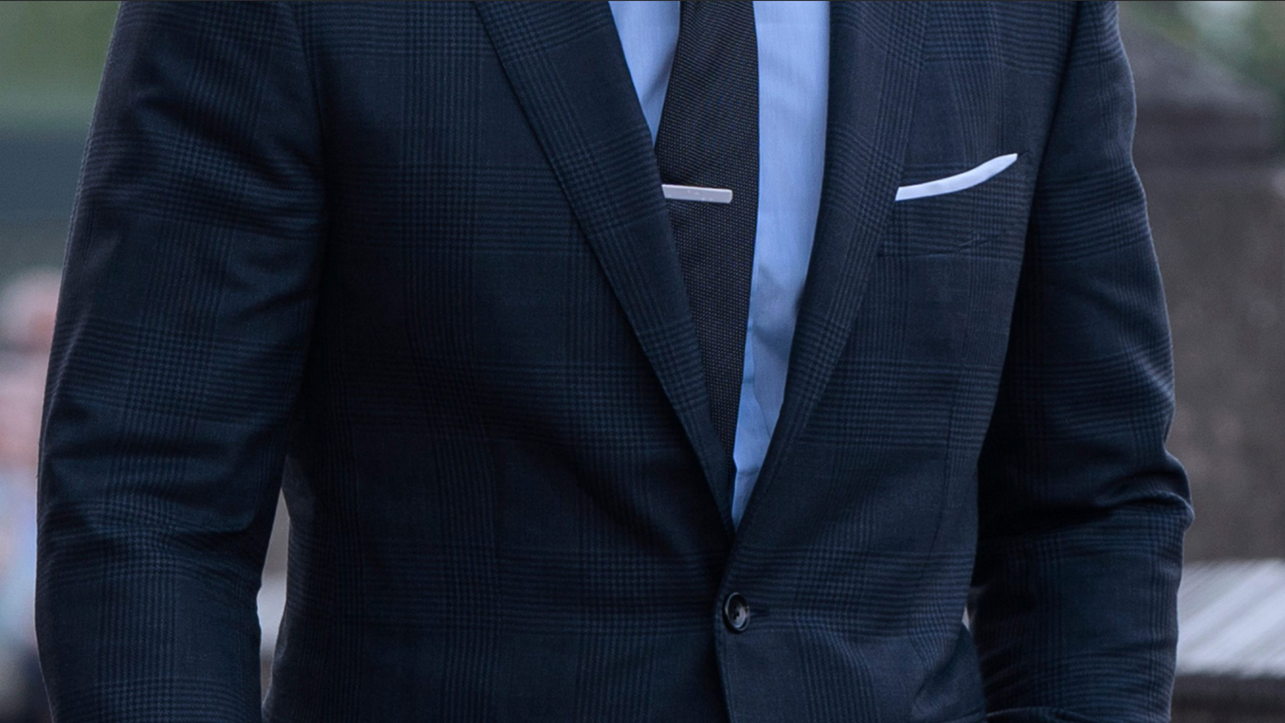 No Time To Die Tom Ford Ties close up