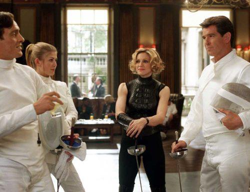 Whitaker Malem – Talks Bond Girls, Batman and Bros | #98