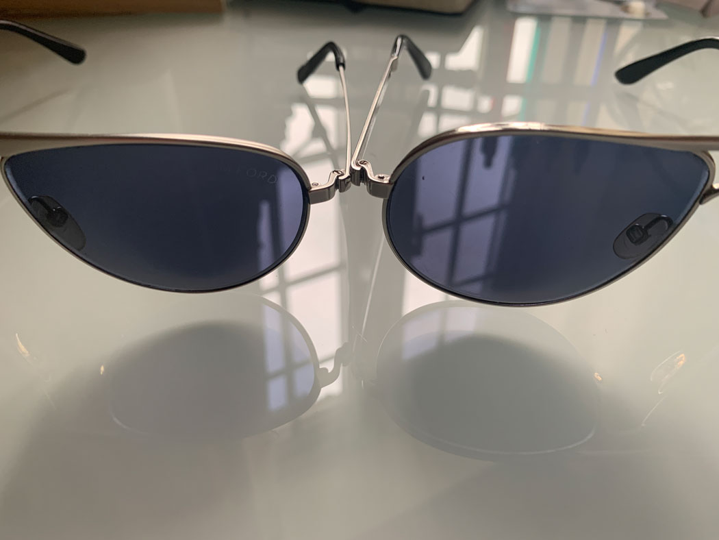 Sunglasses from Skyfall