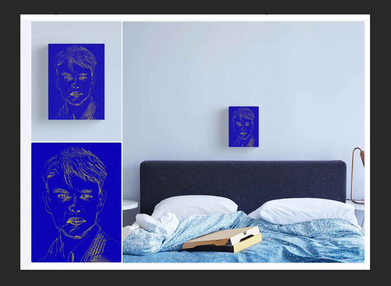 The Talented Mr Ripley fan art