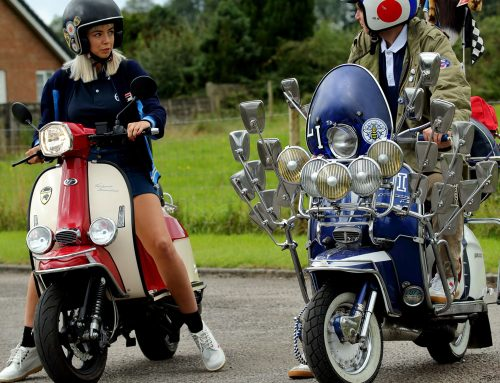 Mod Clothing in The Pebble and the Boy – with Chris Green (#137)