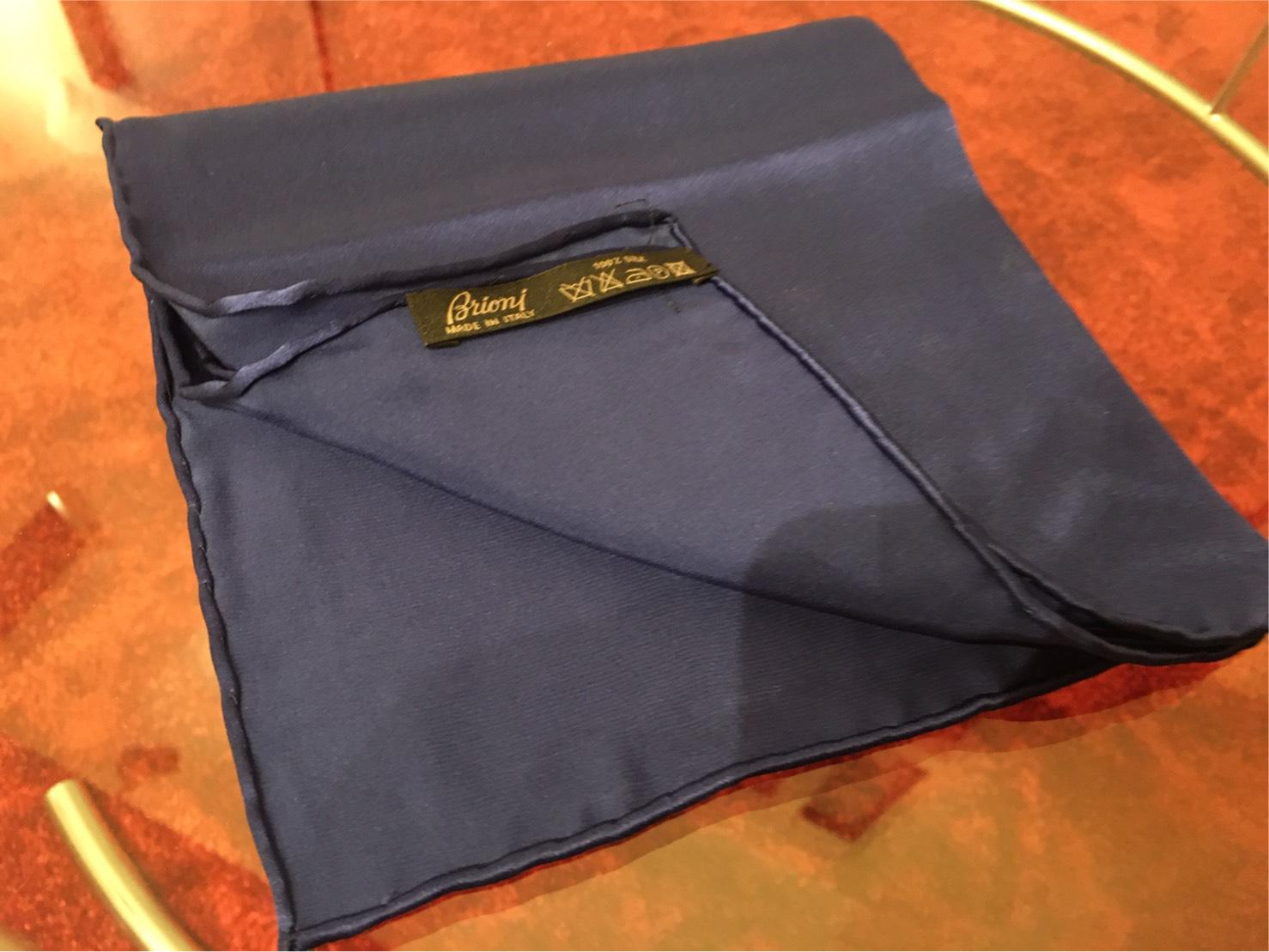 Brioni Bespoke Shirt fabric