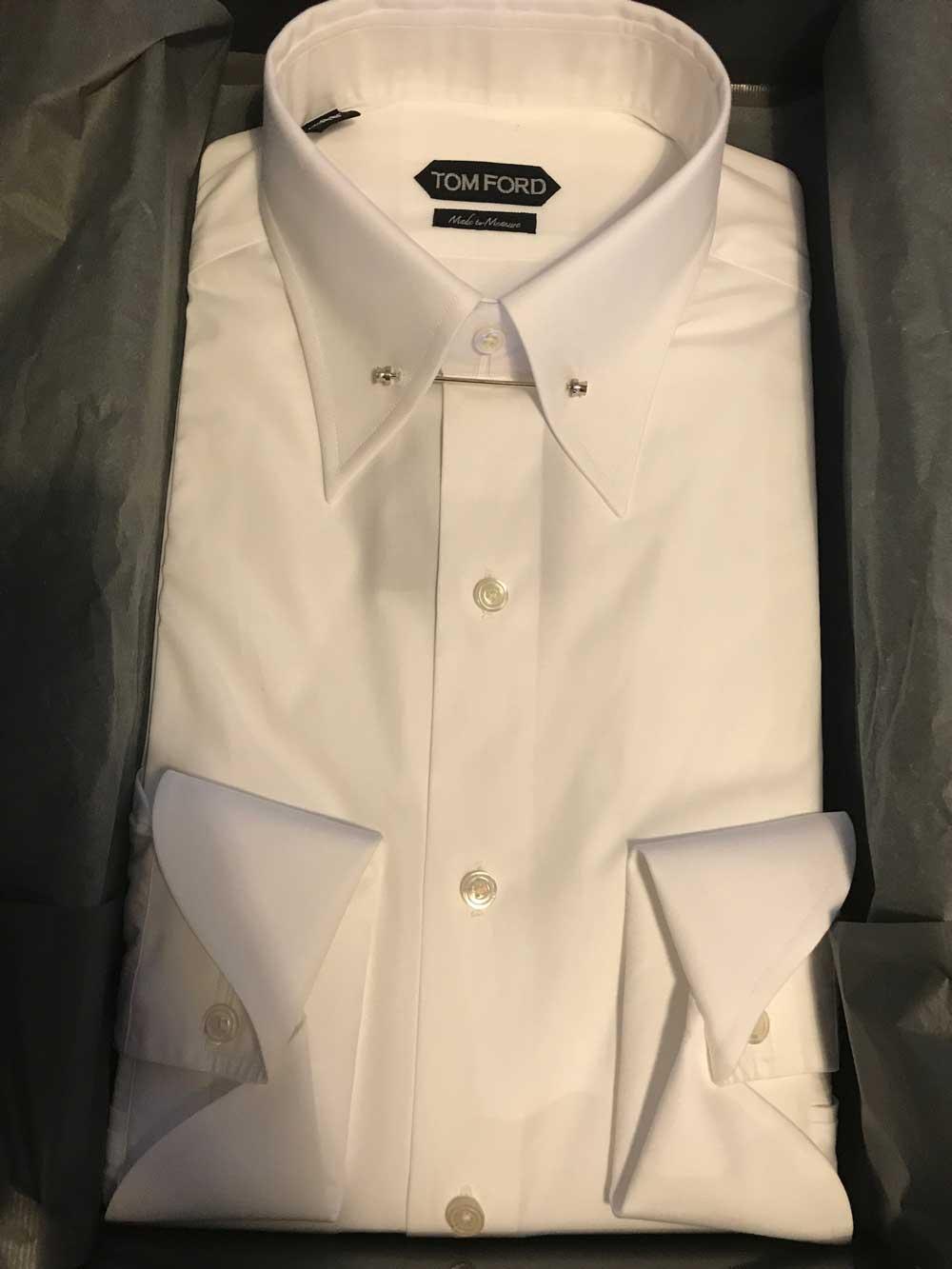 TOM FORD Made to Measure Shirt