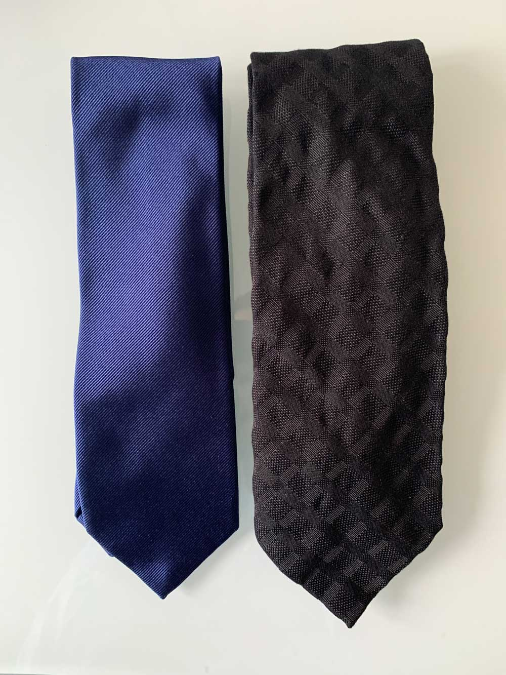 Tom Ford Ties from Spectre