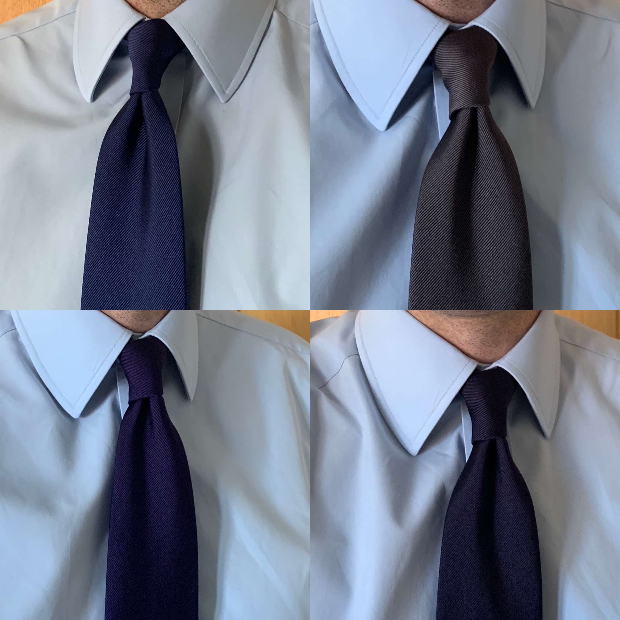 Tom Ford Spectre Ties