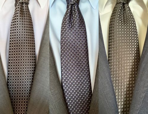 Skyfall Ties – The AJB007 Project: Tom Ford Special Order (July 2018)