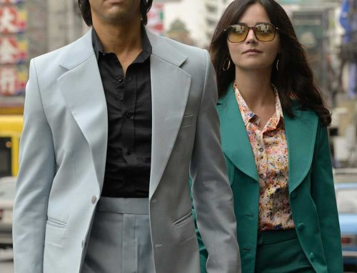 The Serpent – Charles Sobhraj's Original DAKS Powder Blue Suit