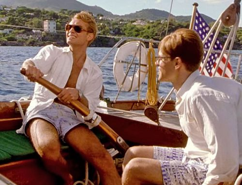 The Talented Mr Ripley – A Style Study of Book and Film | #136