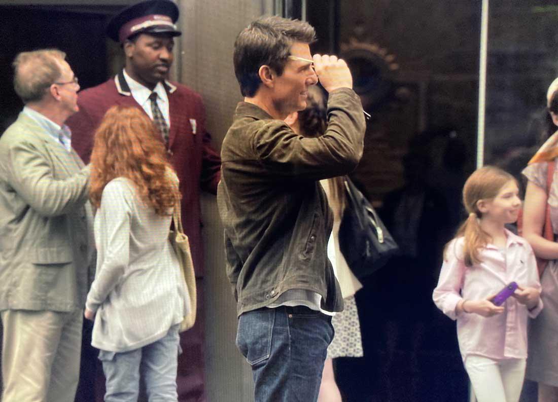 Oblivion Tom Cruise suede jacket