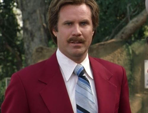 Anchorman – 'Adam did NOT want a Burgundy Suit' – Debra McGuire | #111