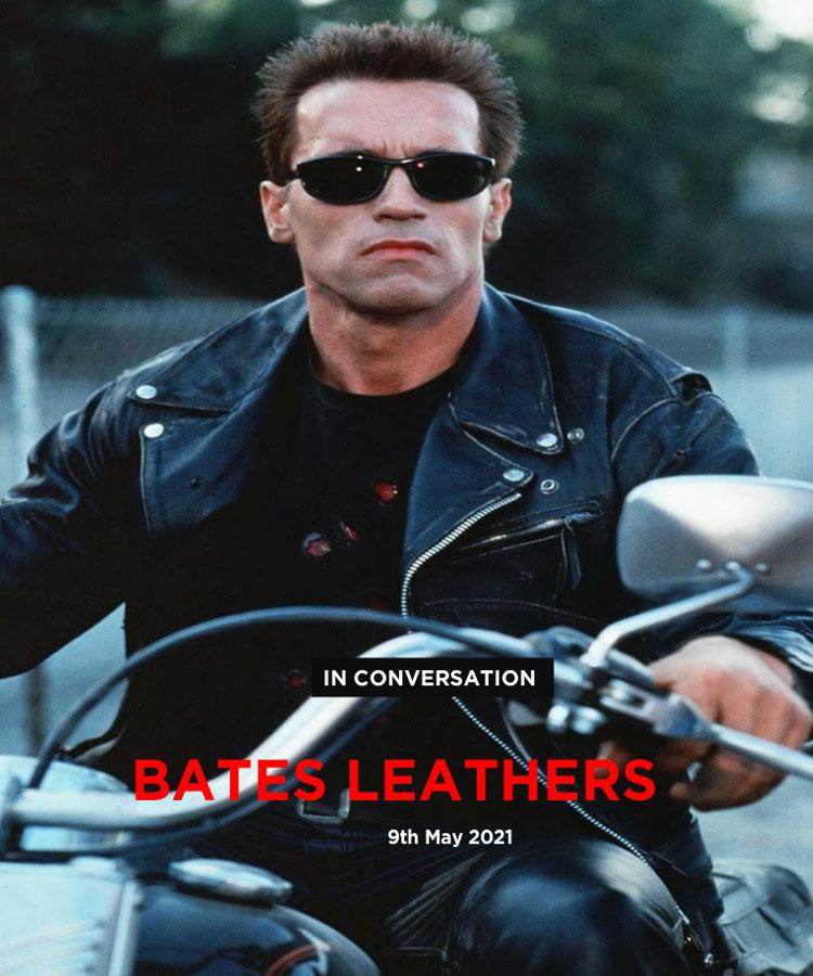 arnie bates leathers