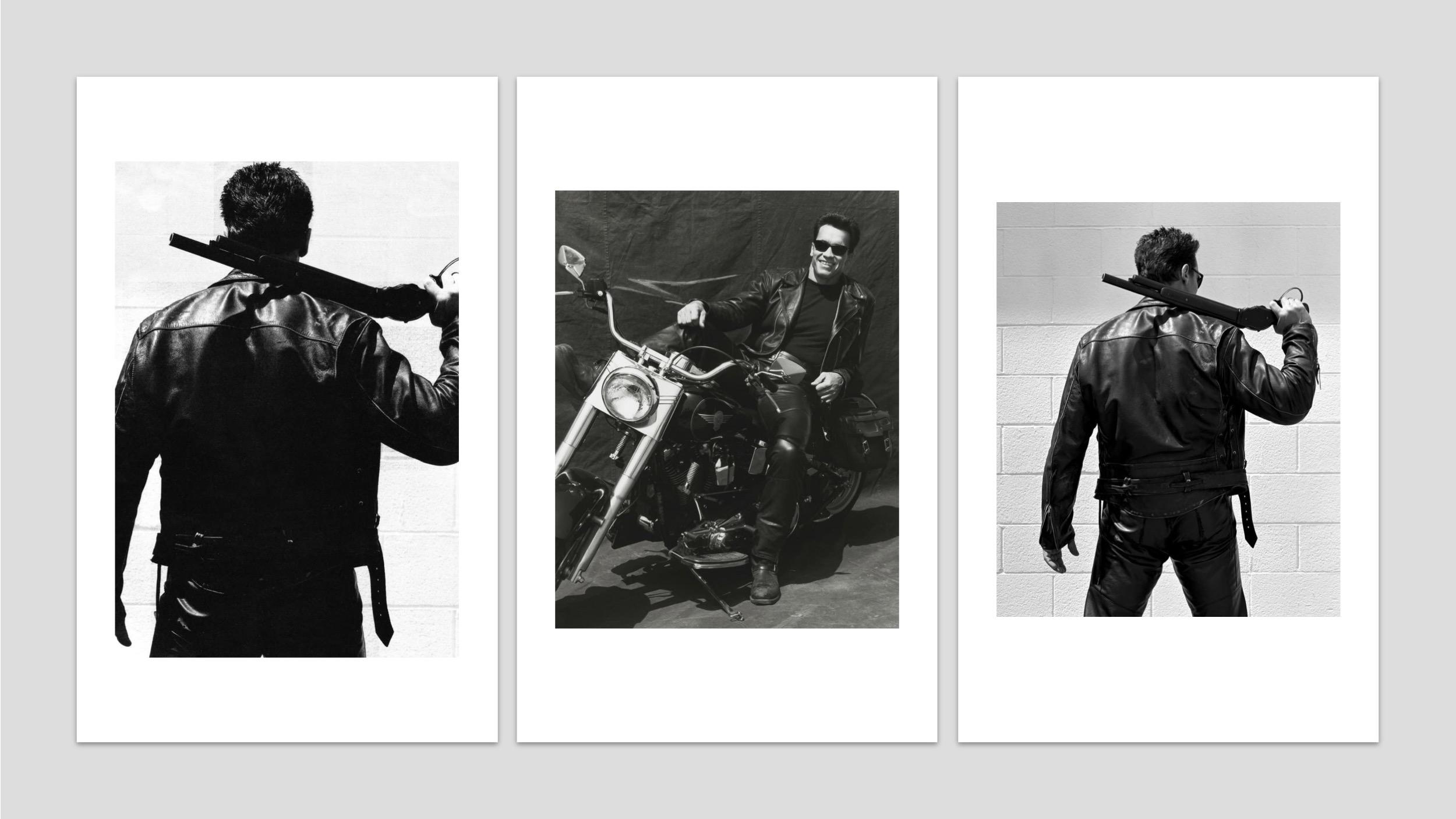 Terminator Jackets collage photo
