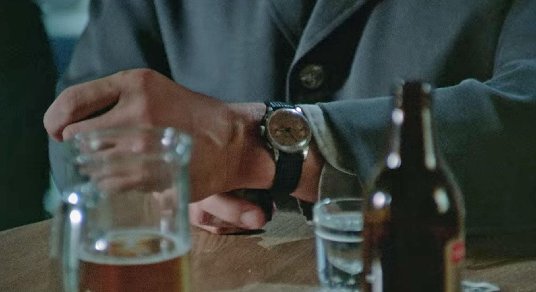 Red Heat arnie watch exchange