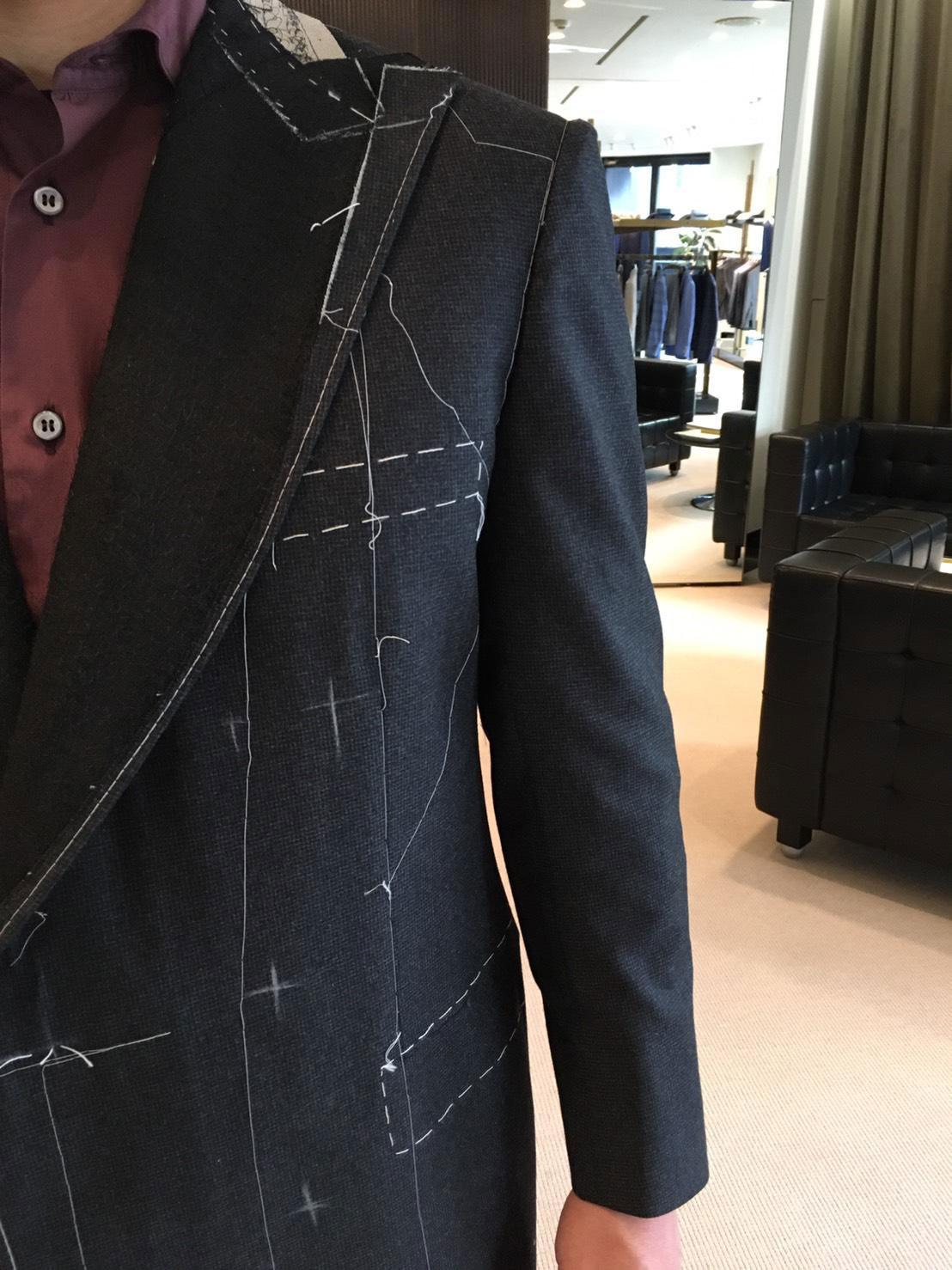 James Bond Blazer Brioni Measurements