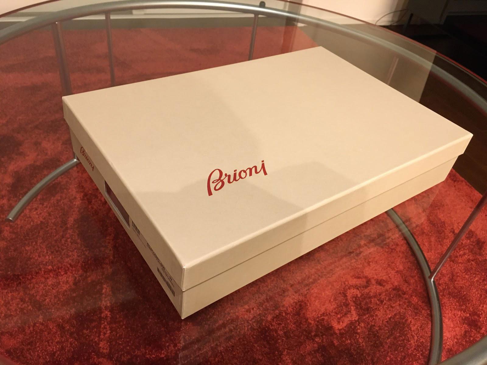 Brioni box