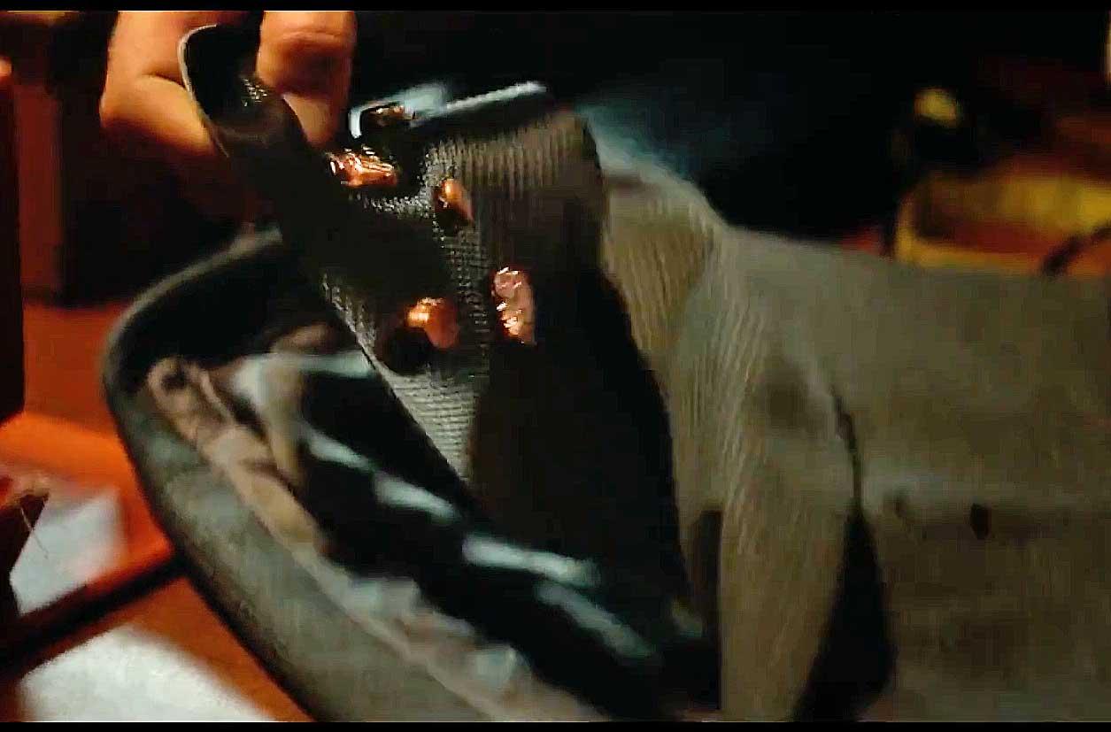 John Wick bullet proof lining