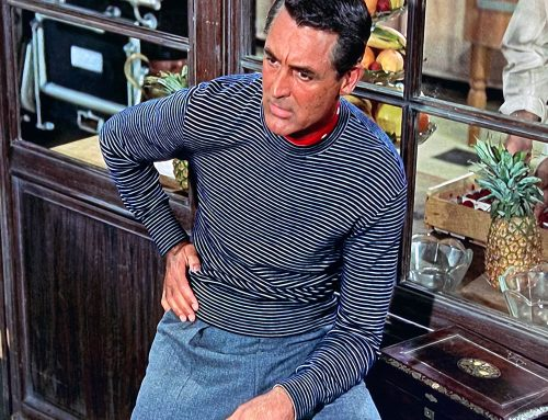 To Catch a Thief – Is Cary Grant Still Influencing the Style of Today? | #110