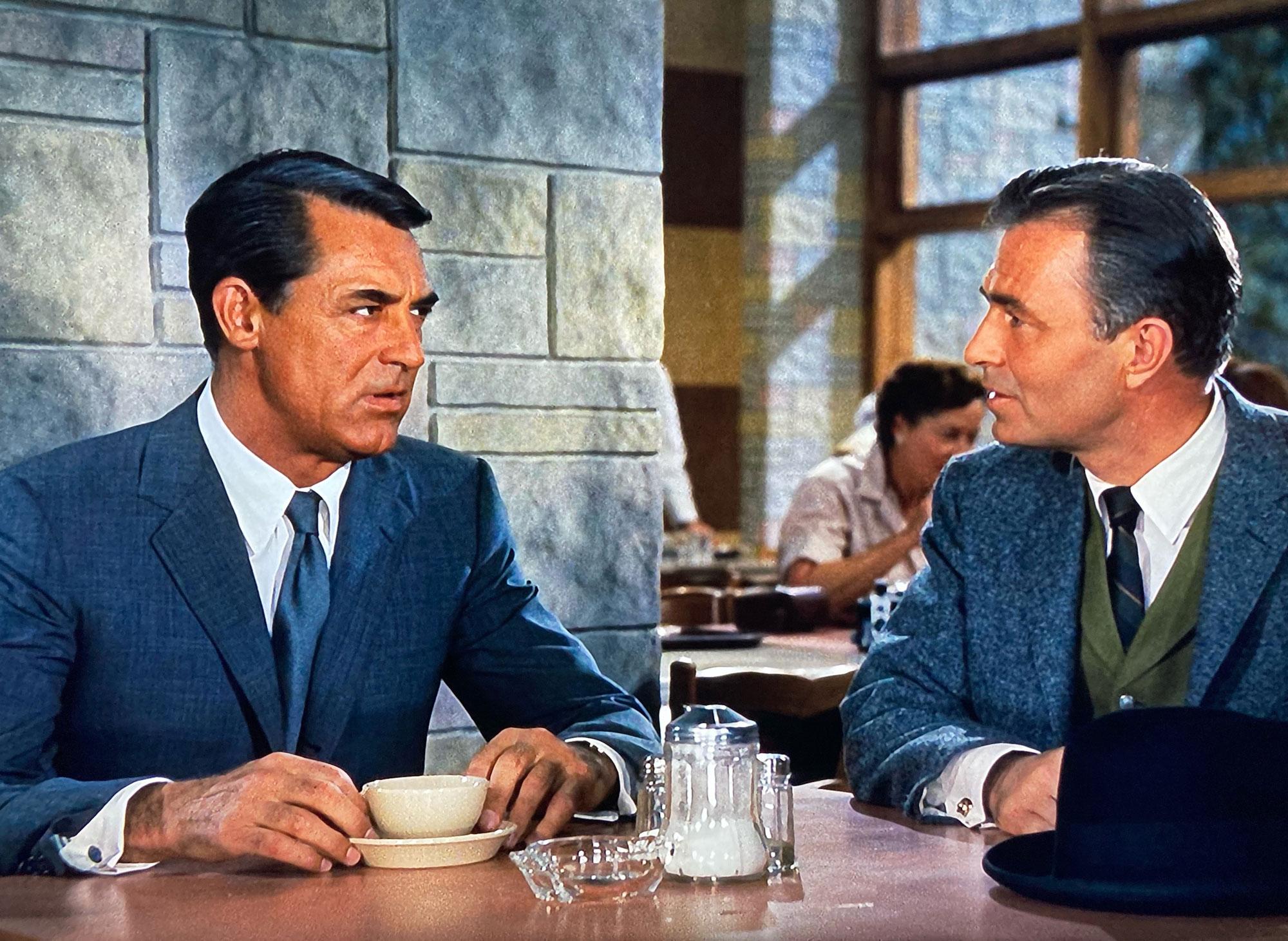 Cary Grant & James Mason