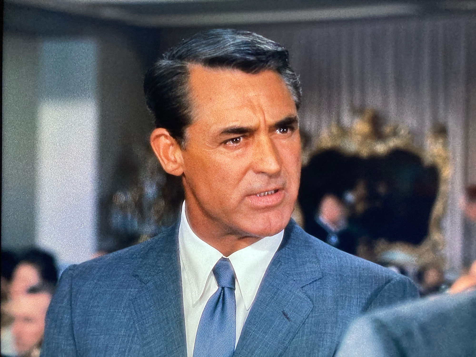 Savile Row suit Cary Grant