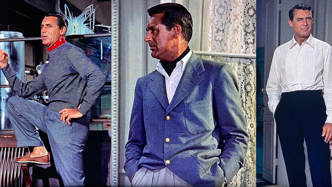 cary grant to catch a thief