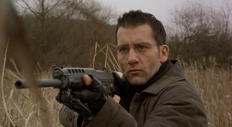 The Bourne Identity Clive owen the professor