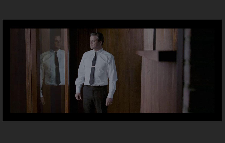 A Single Man Colin Firth White Shirt