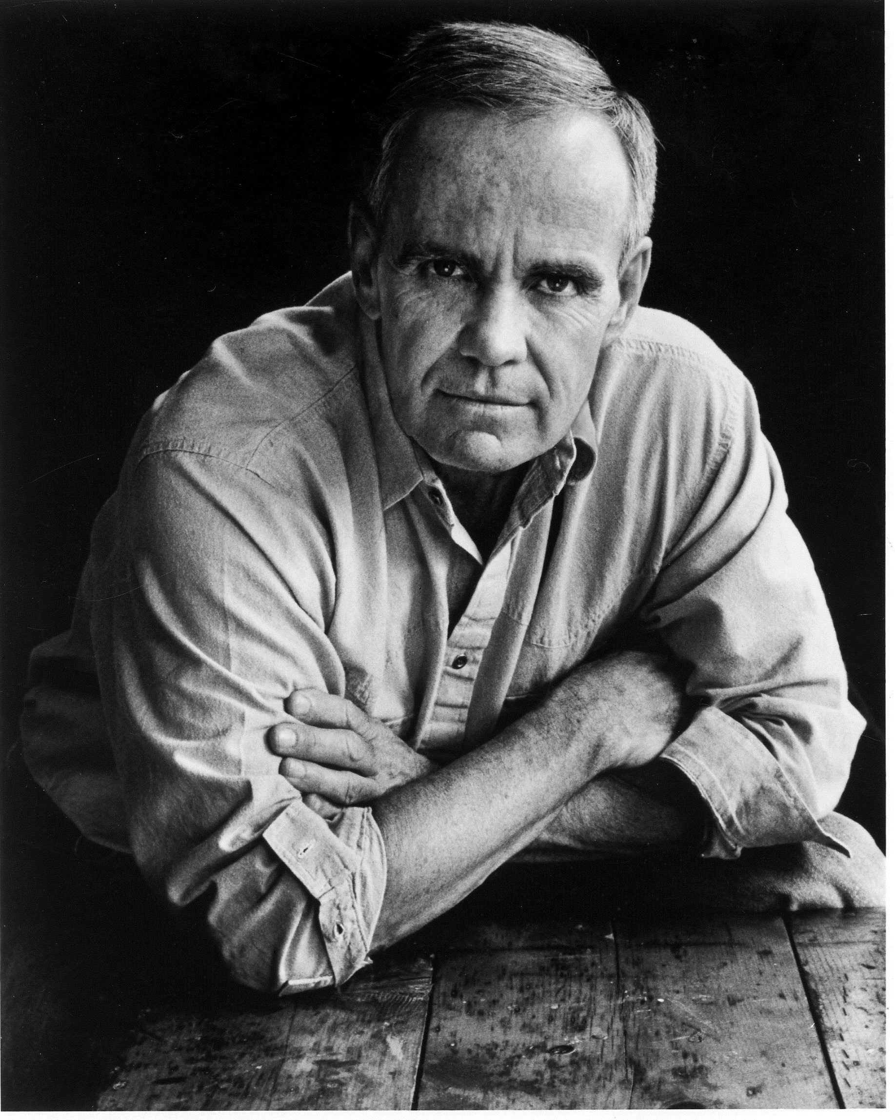 No Country For Old Men Author Cormac McCarthy