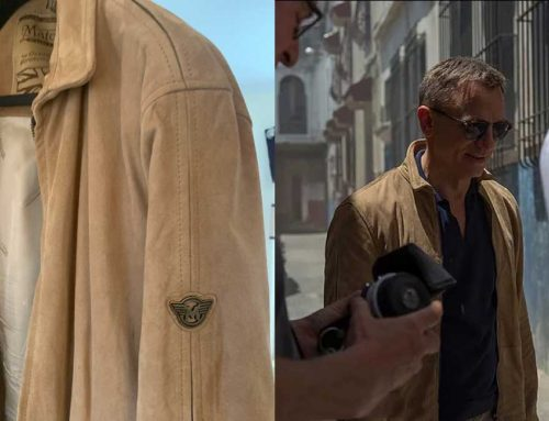 The Matchless Suede Blouson from Spectre (the Morocco Jacket)  | Review