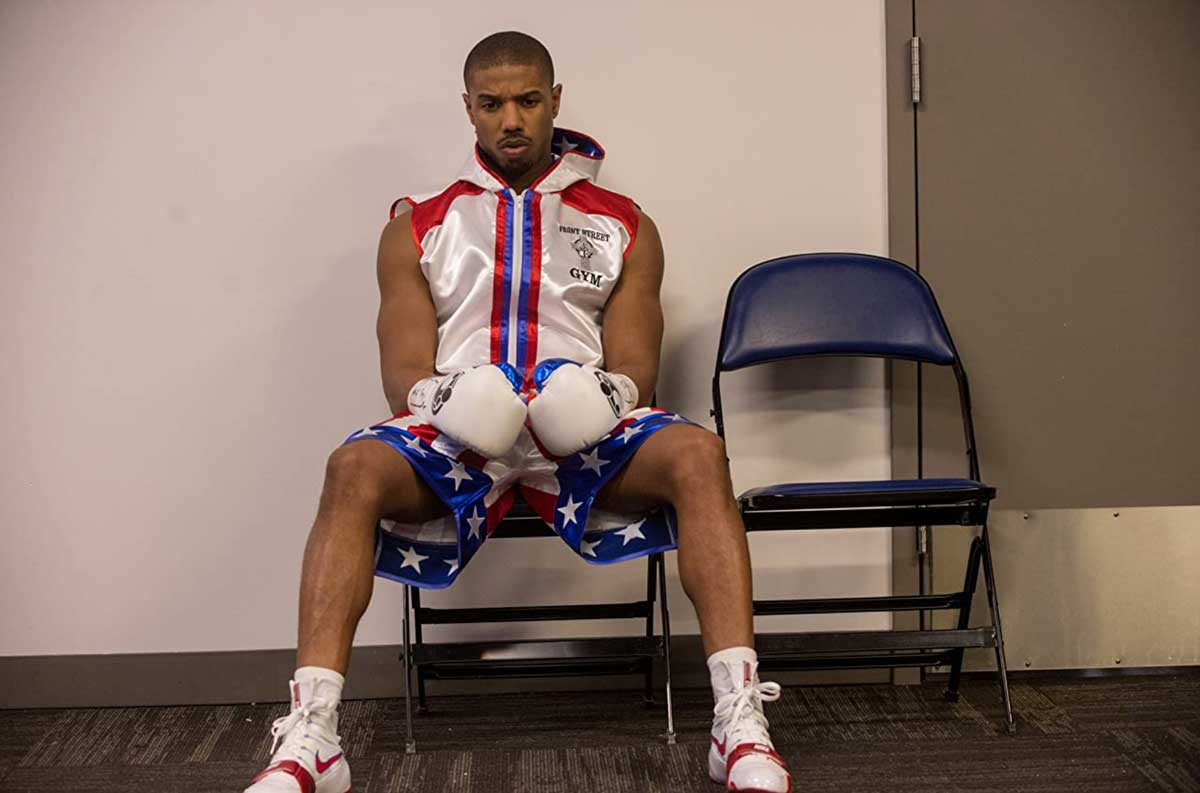 Creed michael jordan fight gear
