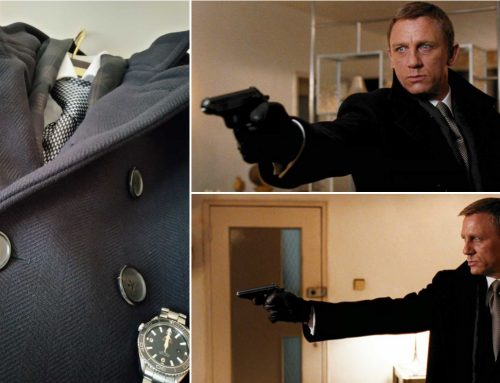 Quantum of Solace – The Tom Ford Kazan Coat | Review