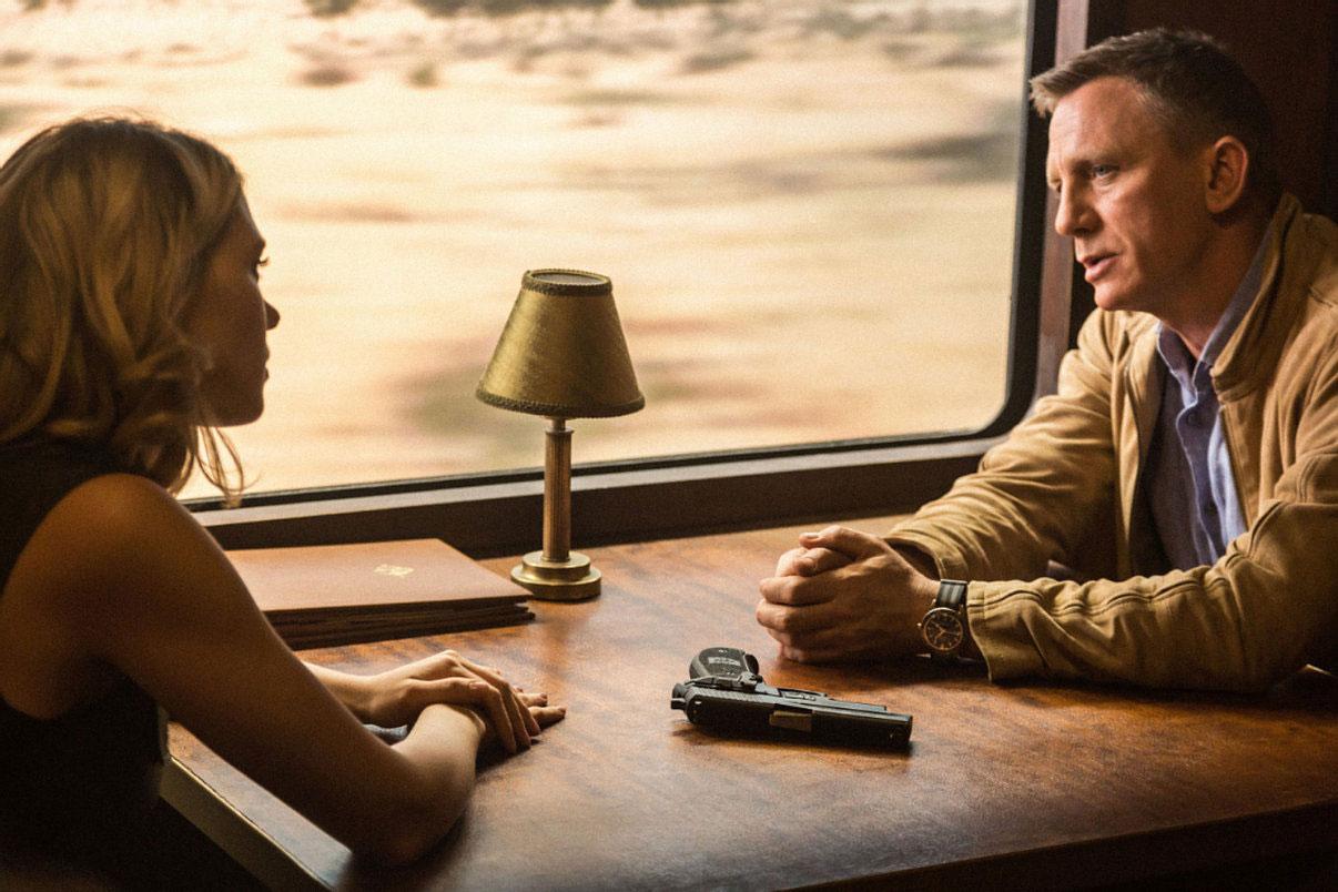 Linen Shirt Daniel Craig