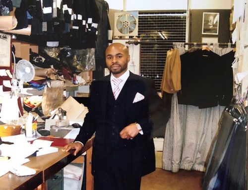 Bespoke Tailor Delroy Smith 'For 10 years I've not Spoken about Hayward & what Happened' | #127