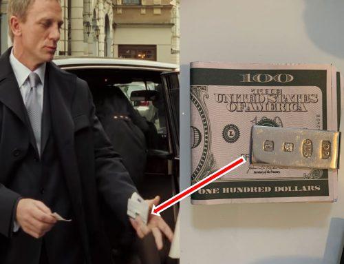Casino Royale – James Bond's Douglas Pell Money Clip