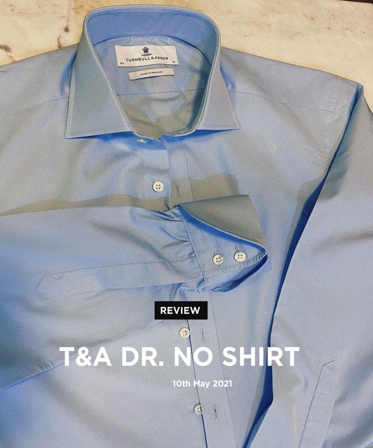 dr no shirt T&A
