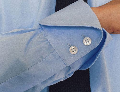 Turnbull & Asser's Dr. No Blue Cotton Shirt with Cocktail Cuffs – Product Review