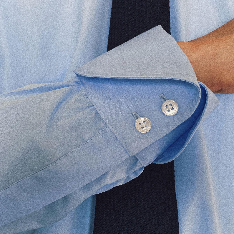 Cocktail Cuffs On a Turnbull & Asser shirt