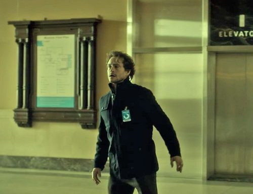 Will Graham's 4 Pocket Ben Sherman Field Jacket for a Trip to the Museum | #10