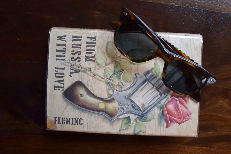 Sunglasses Worn by JFK
